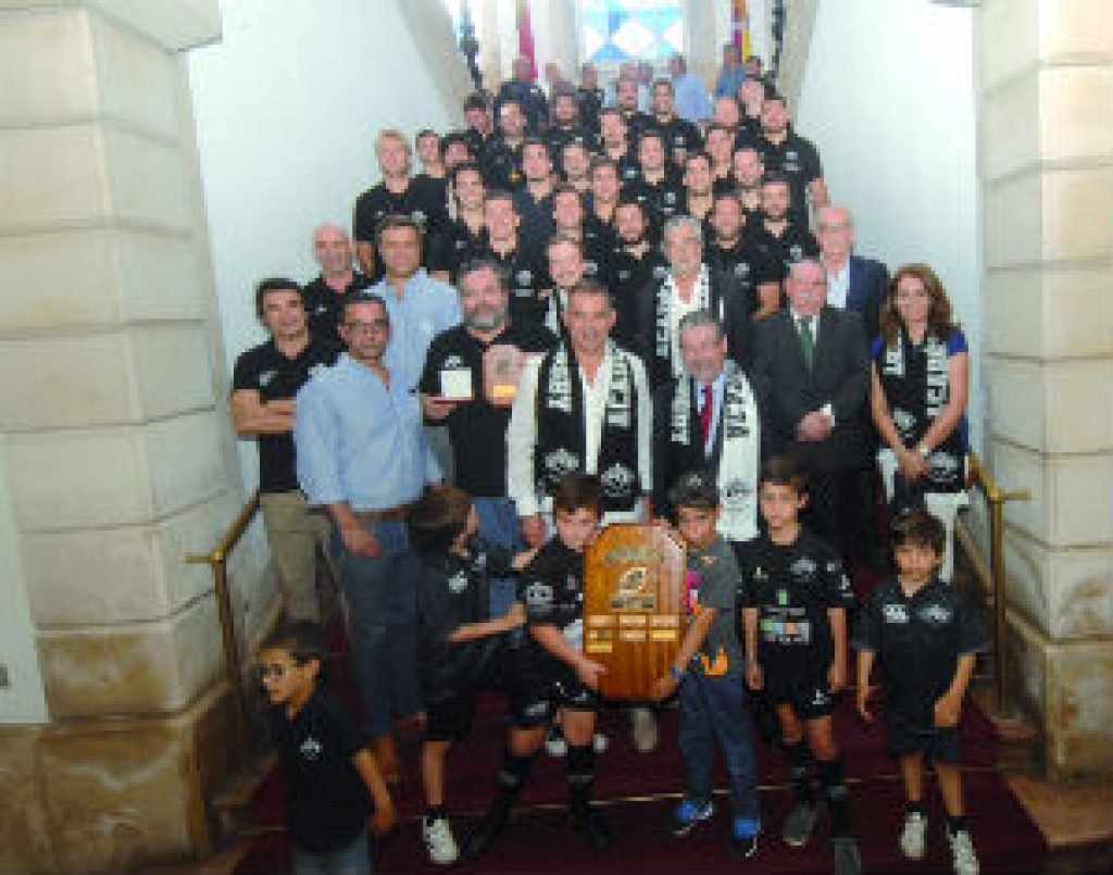 Rugby: Academic wants to bring Coimbra to Super Cup