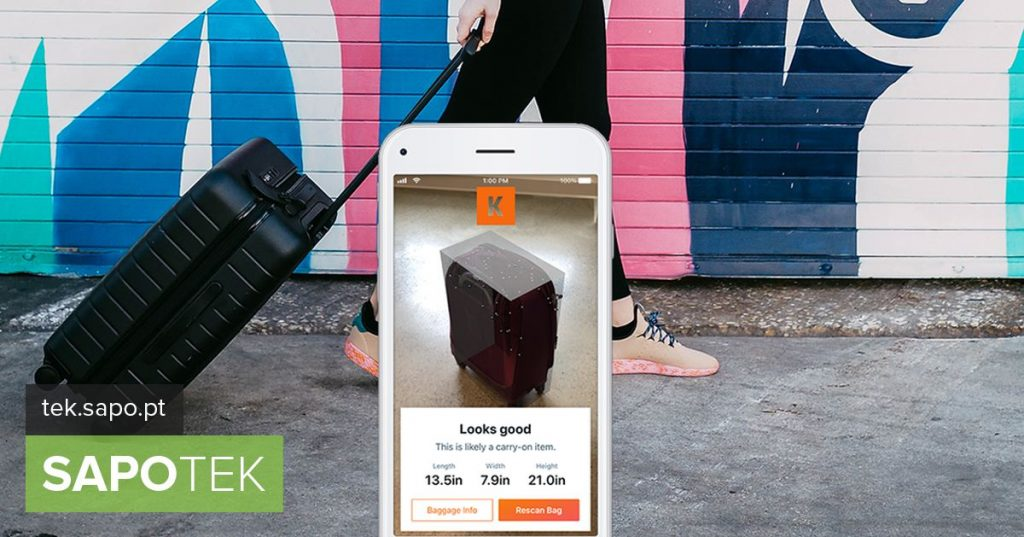 Are you wondering if your bag will fit on the plane? This app helps - iOS