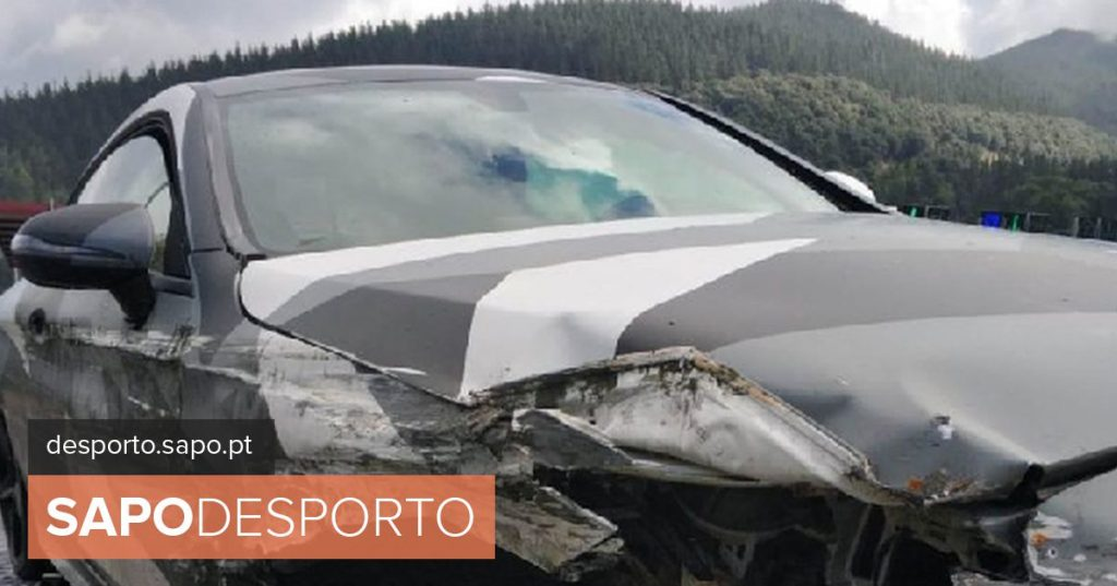 Alavés player suffers a car accident