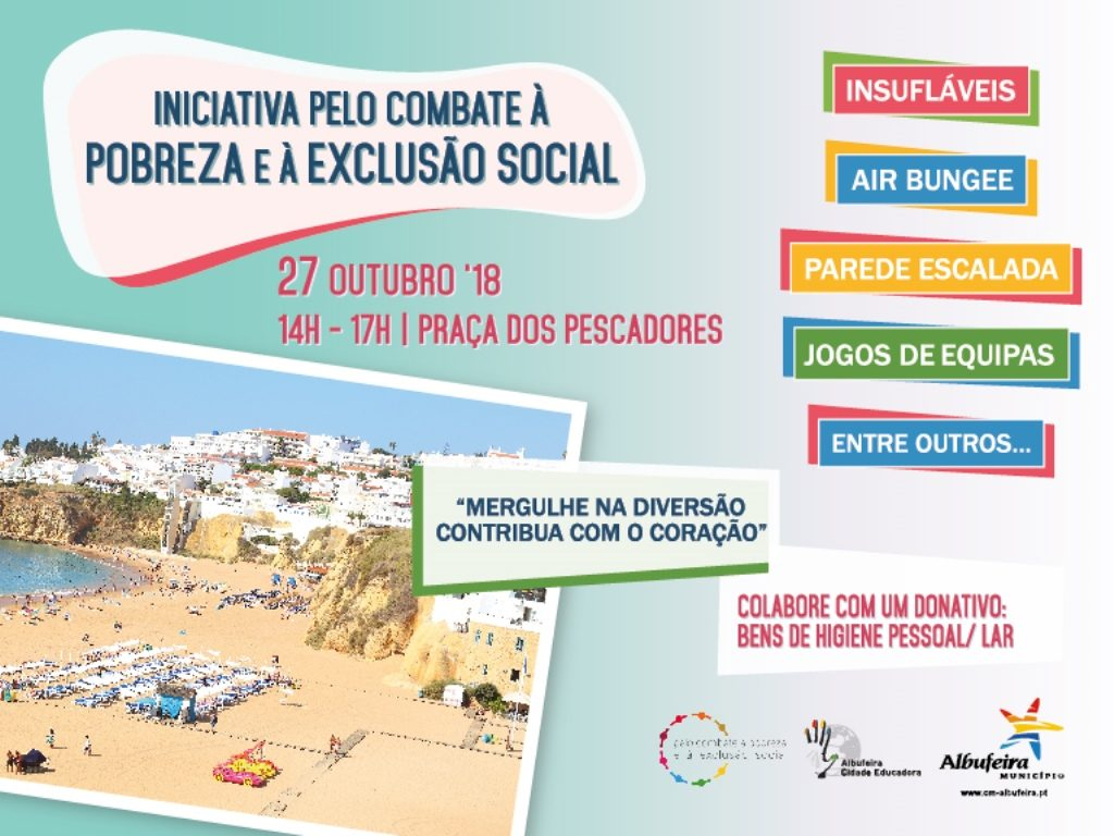 Albufeira in the fight against poverty and social exclusion - Jornal diariOnline Região Sul