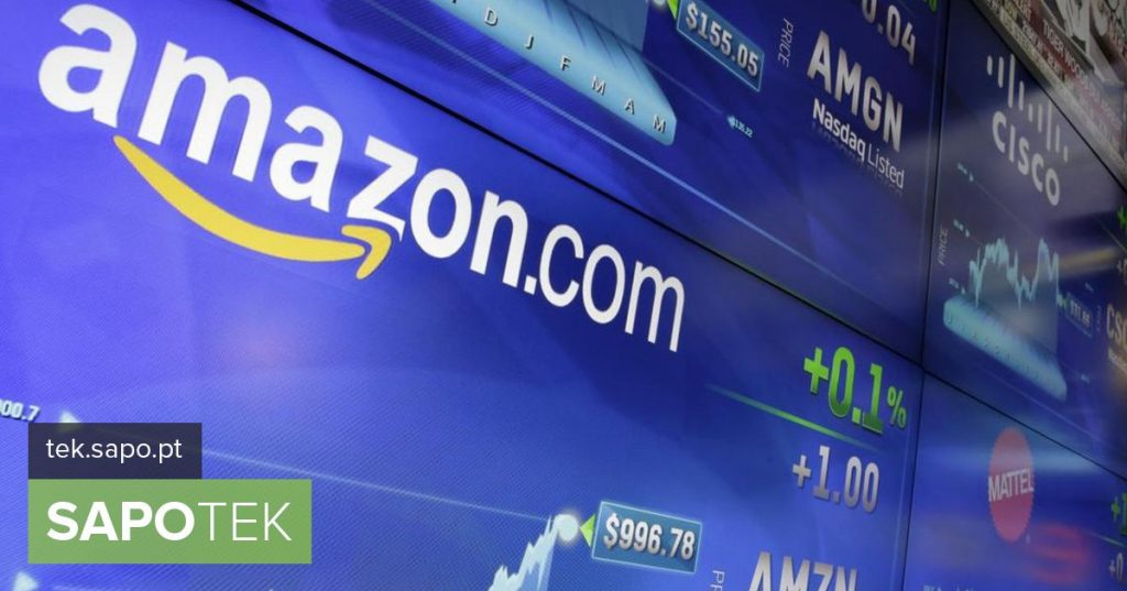 Amazon and Alphabet pocketed and lose $ 100 billion - Business