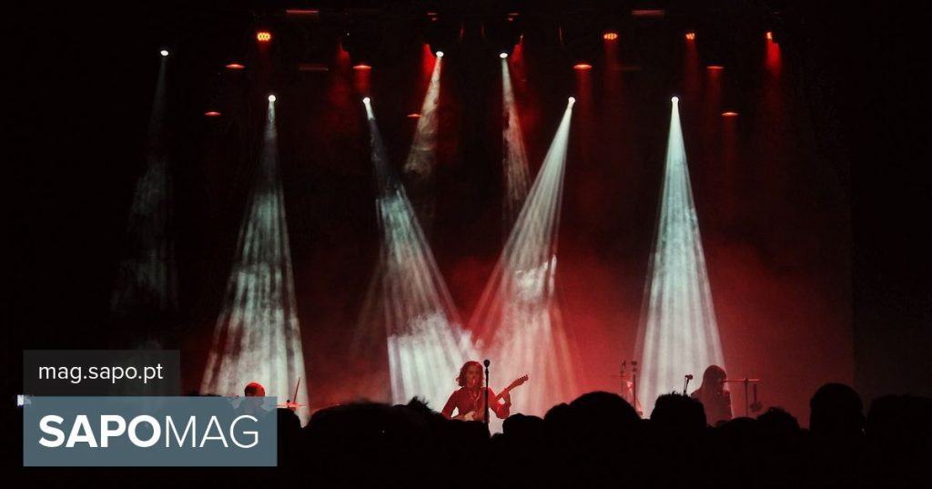 Anna Calvi at the Capitol: the concert in pictures