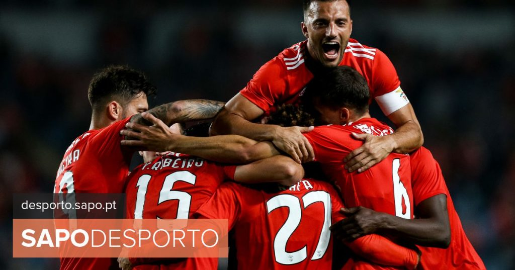 Benfica tries to reach isolated lead - Football
