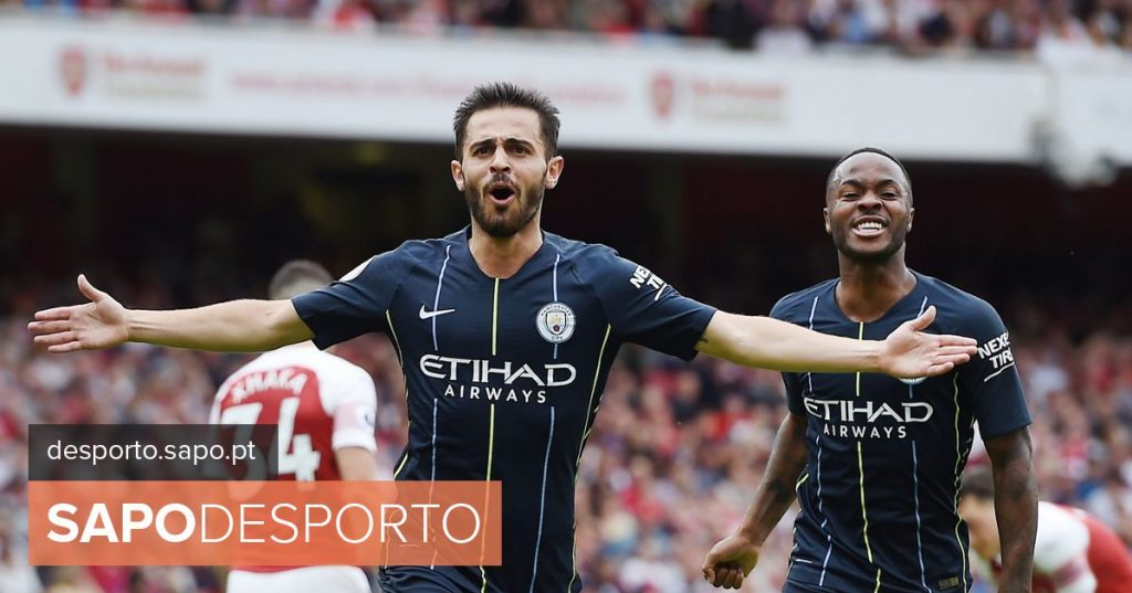 Bernardo Silva takes Manchester United away from the title race in England