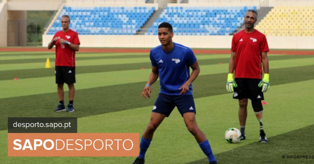 CAN'2019: Rookie Bruno Leite lurks an opportunity in the squad to help Cape Verde - Seleção Cape Verde