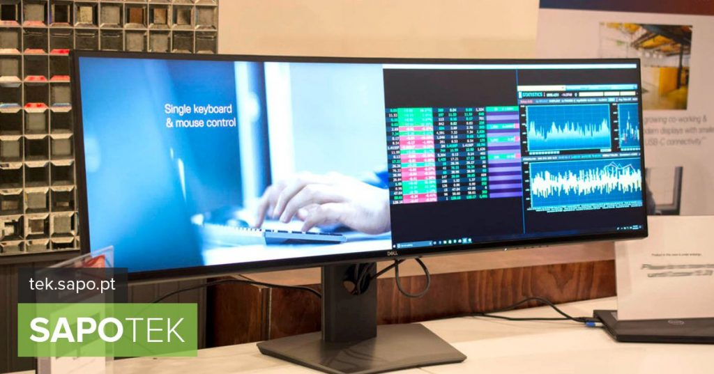 "Dell's 49-inch monitor built to ""replace"" two-screen setups - Multimedia"