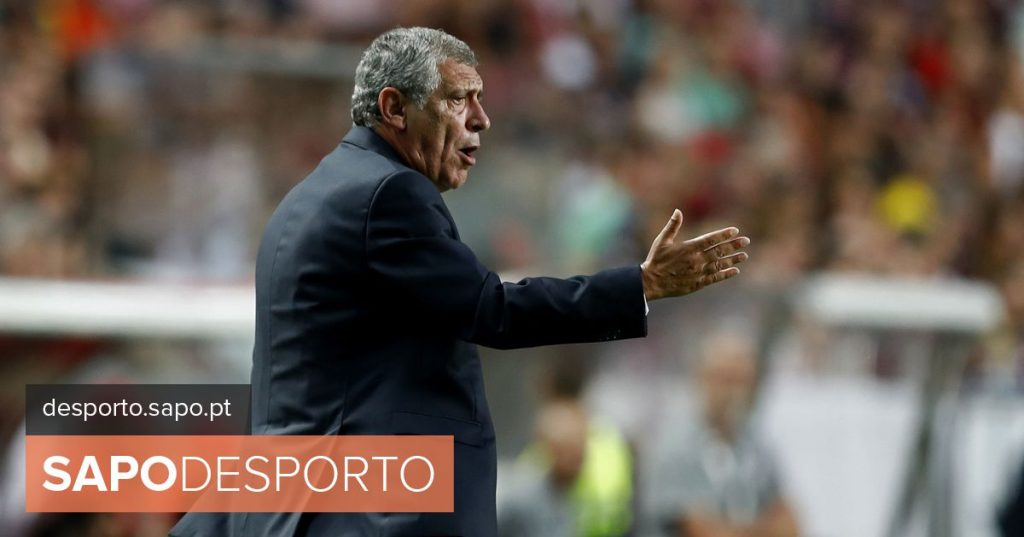 Fernando Santos celebrates his fourth birthday in Portugal with victory # 36