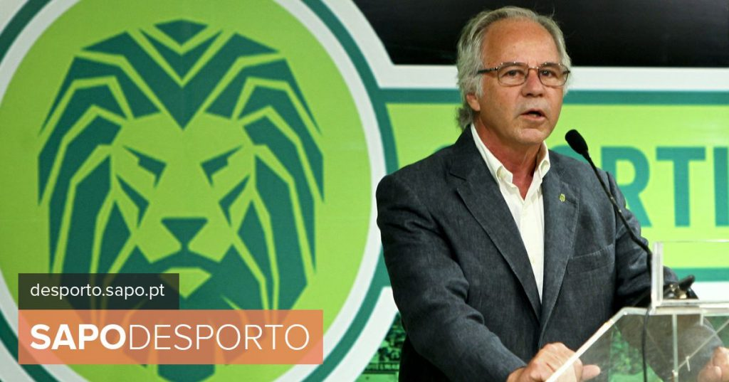 """Godinho Lopes: """"I had everything agreed with Jesus and Soares de Oliveira when I was racing"""" Sporting - Football"""