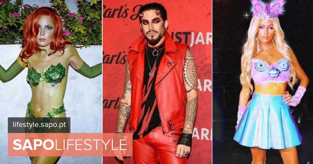 Halloween 2018: The best masks of the celebrities - Actuality