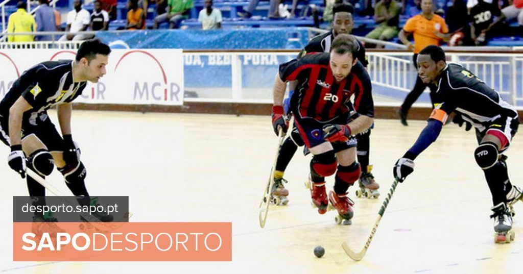 Hockey on skates / Angola: 1st of August breaks Academic invincibility