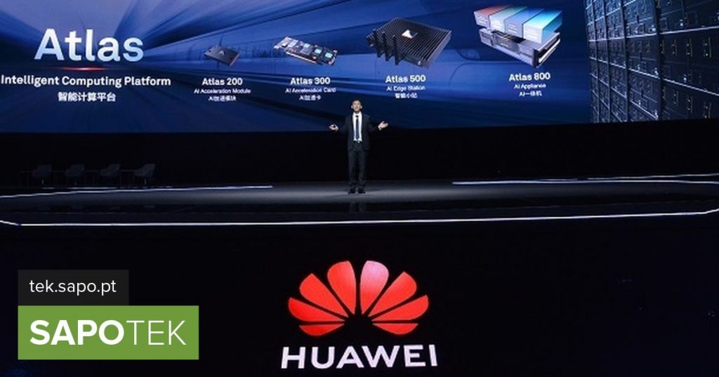 Huawei launches new smart computing platform with eyes on the IA - Computers