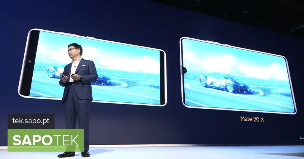 Huawei takes another smartphone out of top hat with Mate 20 X for productivity and gaming - Mobile