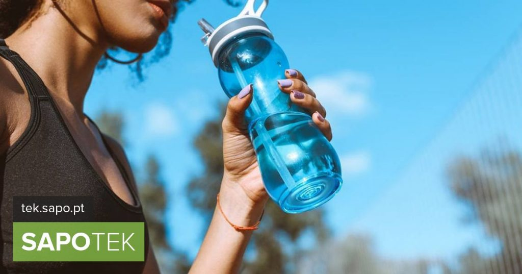 If we usually forget to drink water we have an app to help keep you hydrated - Mobile