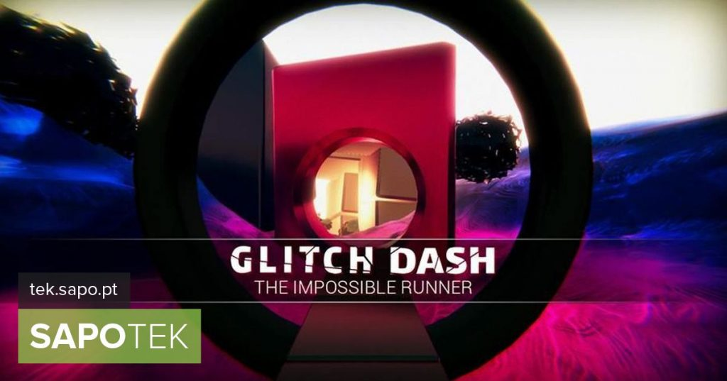 If you're looking for an almost impossible challenge, Glitch Dash is for you.