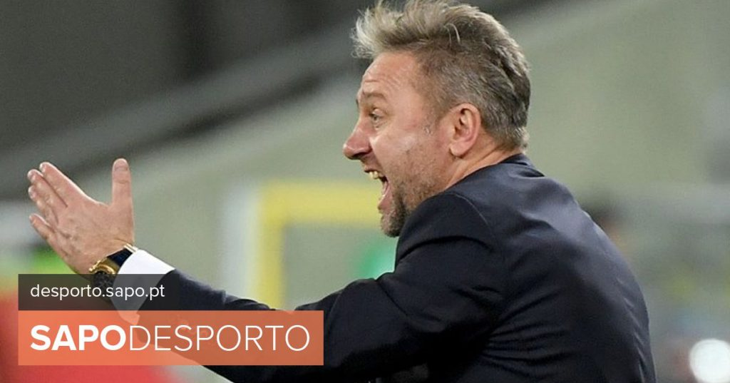 """Jerzy Brzeczek: """"We were down with the goals of Portugal"""" - League of Nations"""
