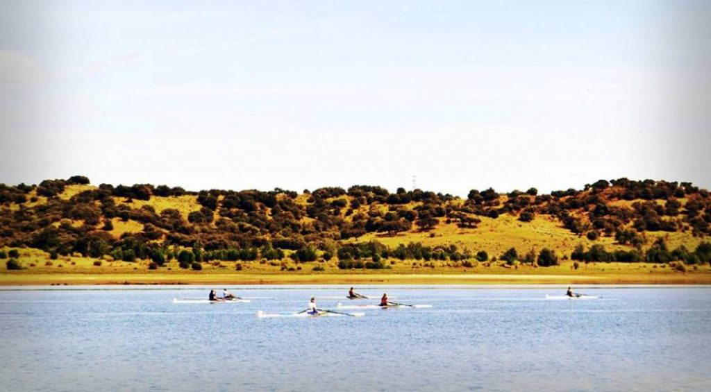 Largest Iberian rowing event is held in Alentejo - Jornal diariOnline Região Sul