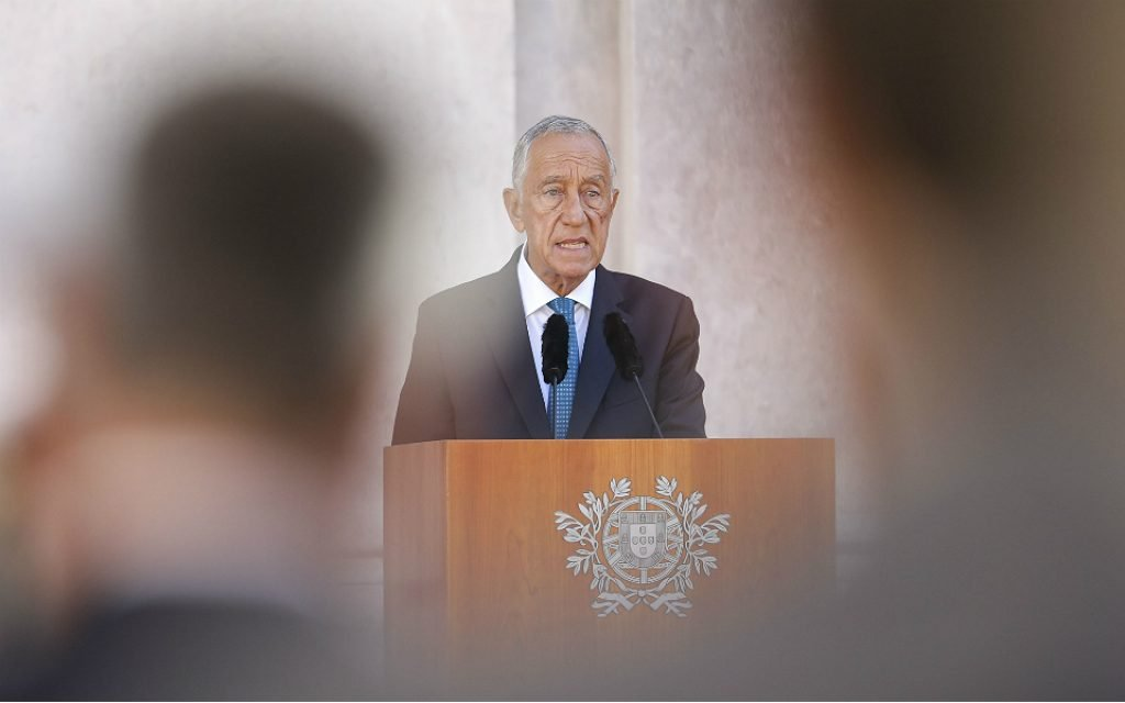 Marcelo inaugurated new secretaries of state - The Economic Journal
