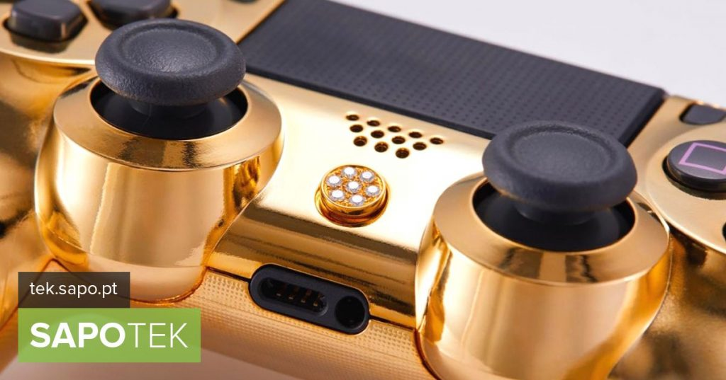 Meet Dualshock 4 for PlayStation 4 full of bling-bling - Computers