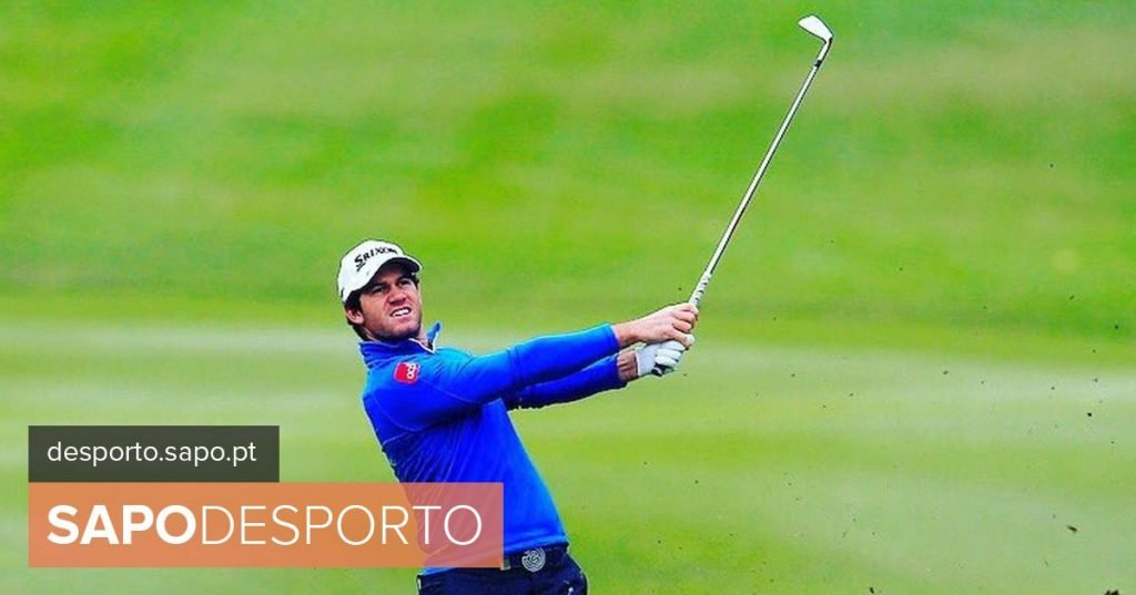 Melo Gouveia in 16th place at Valderrama Masters
