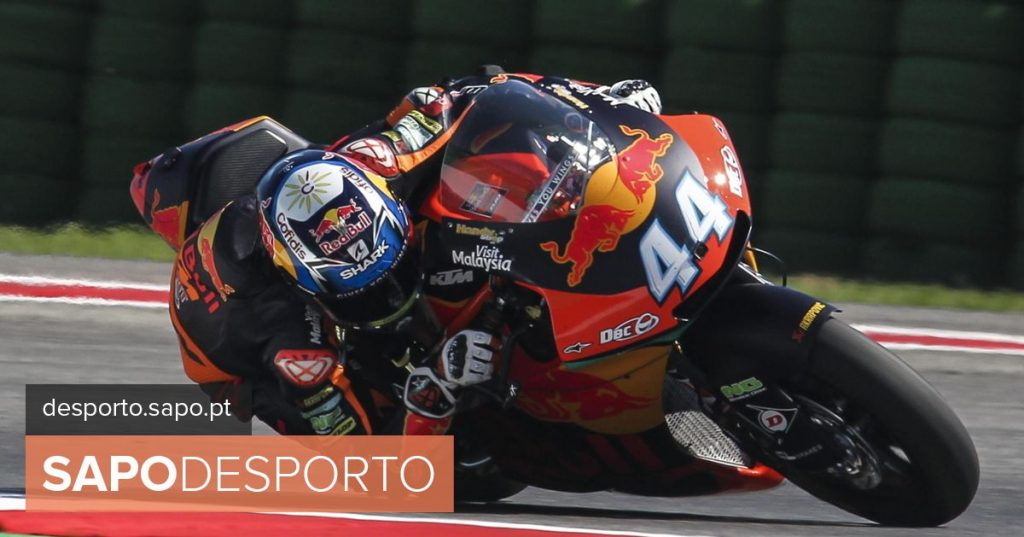 """Miguel Oliveira: """"We are in the title fight and we will continue to try"""""""