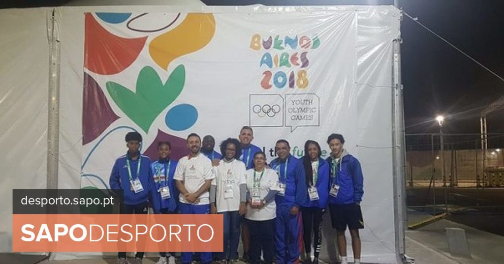 "Nicolas Fernandes ""baptizes"" the Cape Verdean debut at the Youth Olympic Games - Cape Verde"
