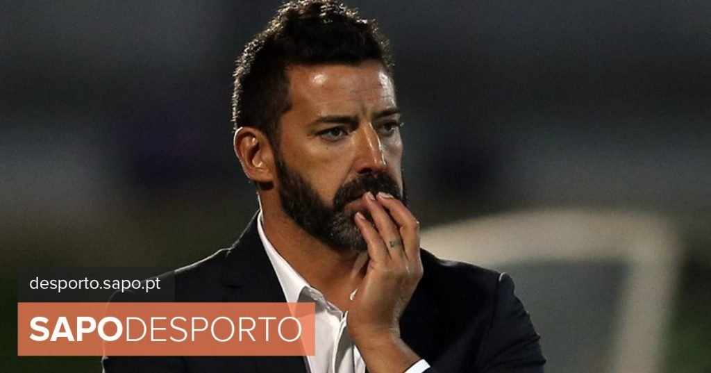 """Nuno Capucho: """"We are not going to the Dragon with a coach"""""""