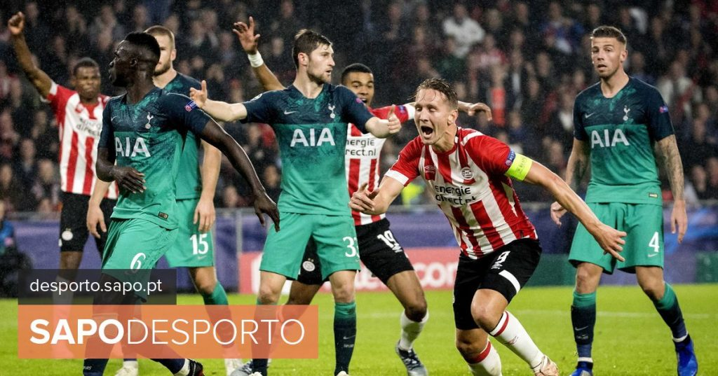 PSV and Tottenham draw in full of excitement - Champions League