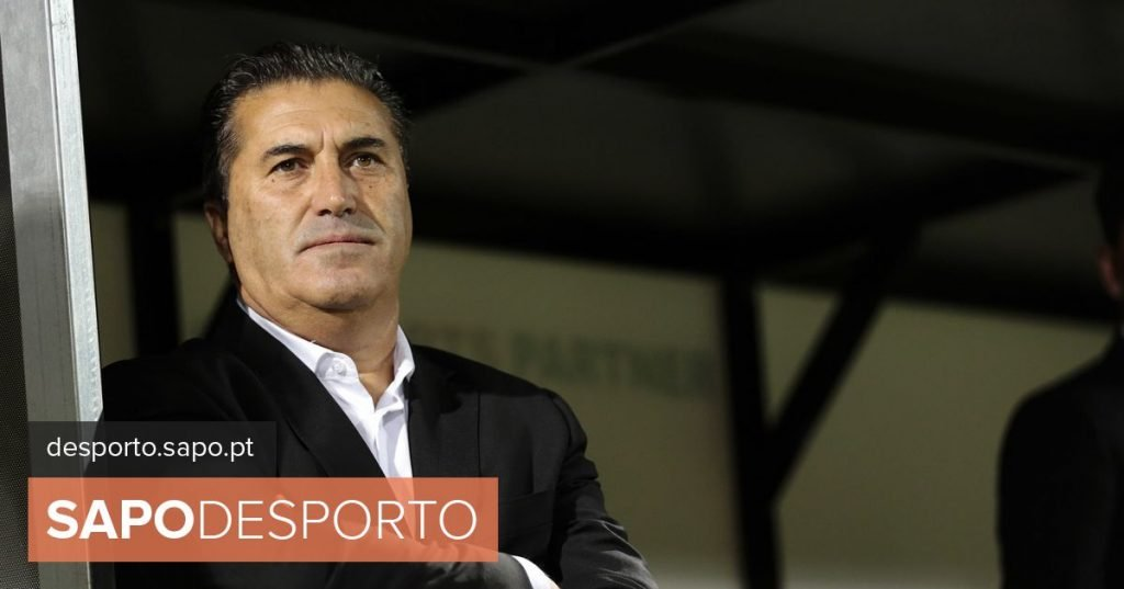 """Peseiro: """"We may not have the same resources as Benfica and FC Porto, but we have a team capable of fighting them"""" - Europa League"""