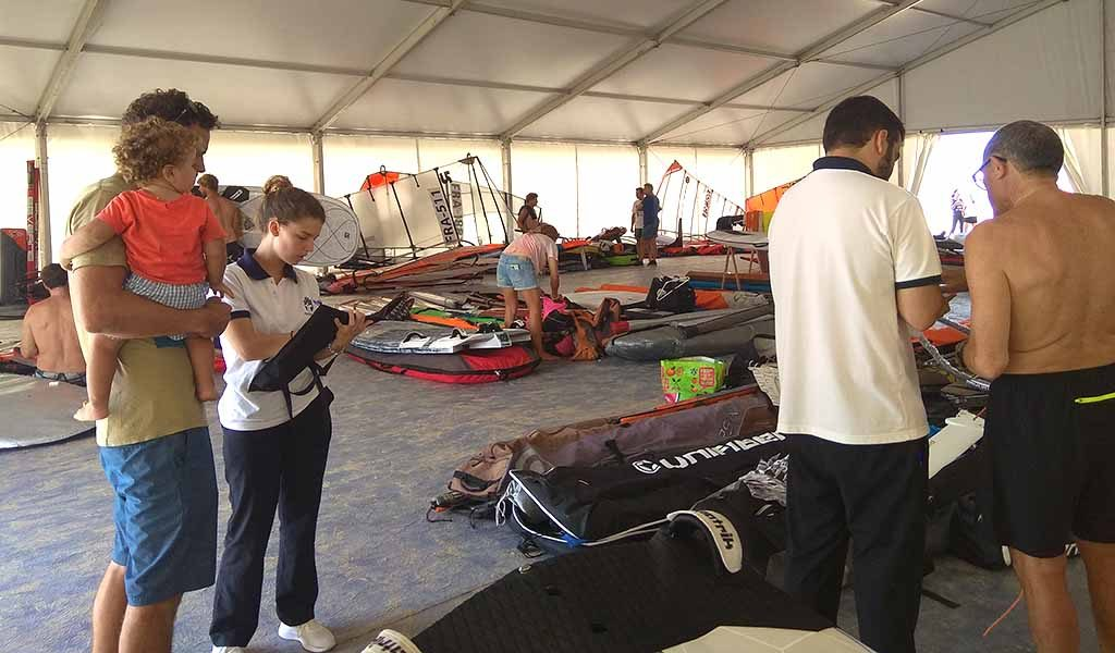 Piaget de Silves Institute present at the World Windsurf Championship - Jornal diariOnline Região Sul