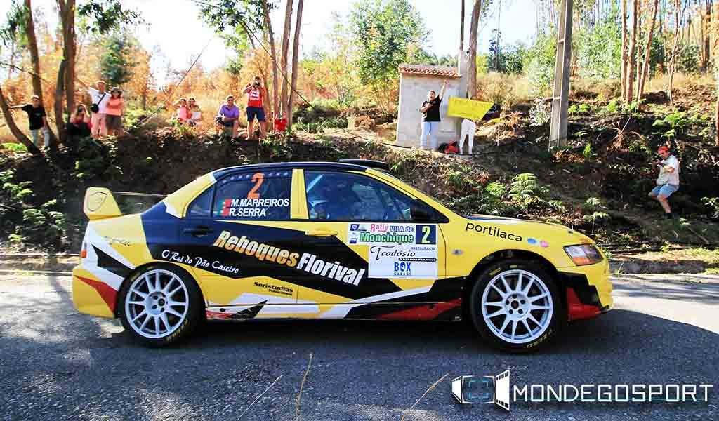 Rally Municipality of Albufeira east-weekend on the road with 24 teams - Jornal diariOnline Região Sul