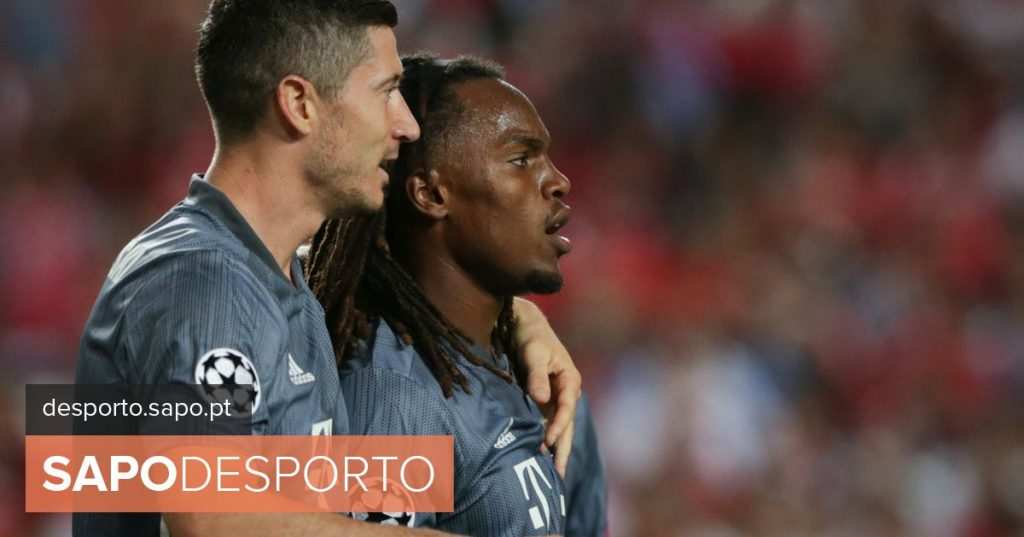 Renato Sanches misses penalty but watch Bayern win in German Cup