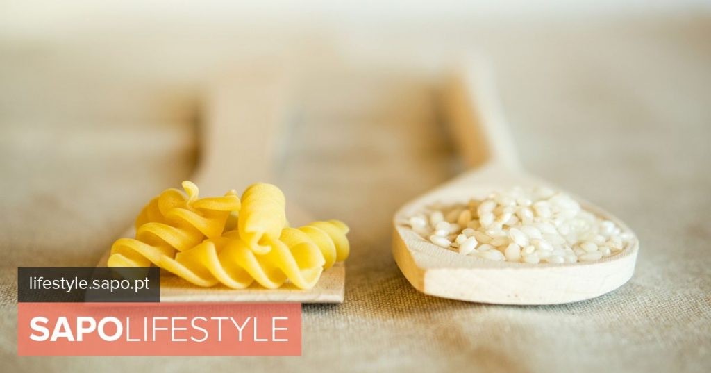 Rice or pasta? What is it that makes you fatter? - Weight and Nutrition