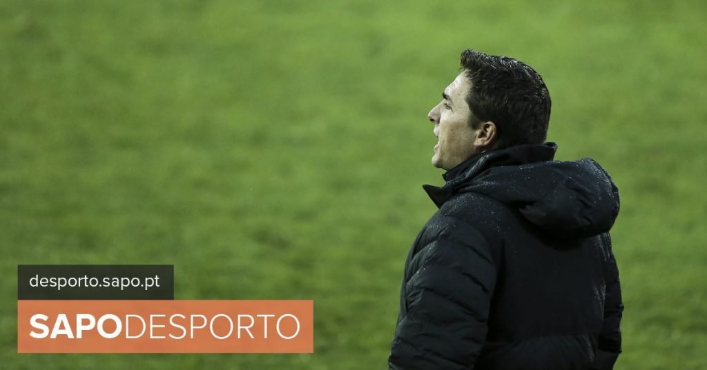 """Rui Jorge congratulates players but makes amends: """"Even to win by 3-1 we were not a quiet team"""""""