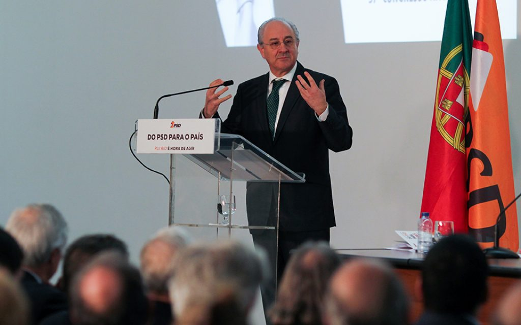 Rui Rio wants senior civil servants covered by salary increases - The Jornal Econômico