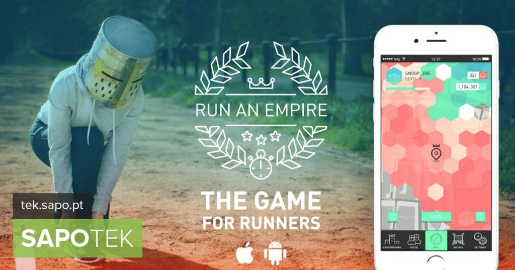 Run an Empire: Conquer the world. One step at a time - Android