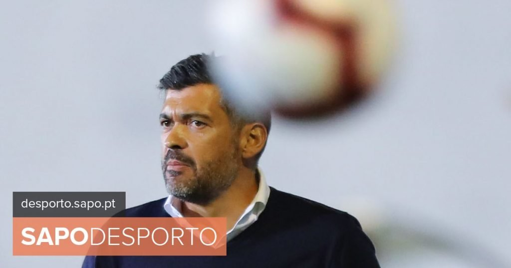 """Sérgio Conceição: """"I watch live more games of the district than the first division"""" - Portuguese Cup"""