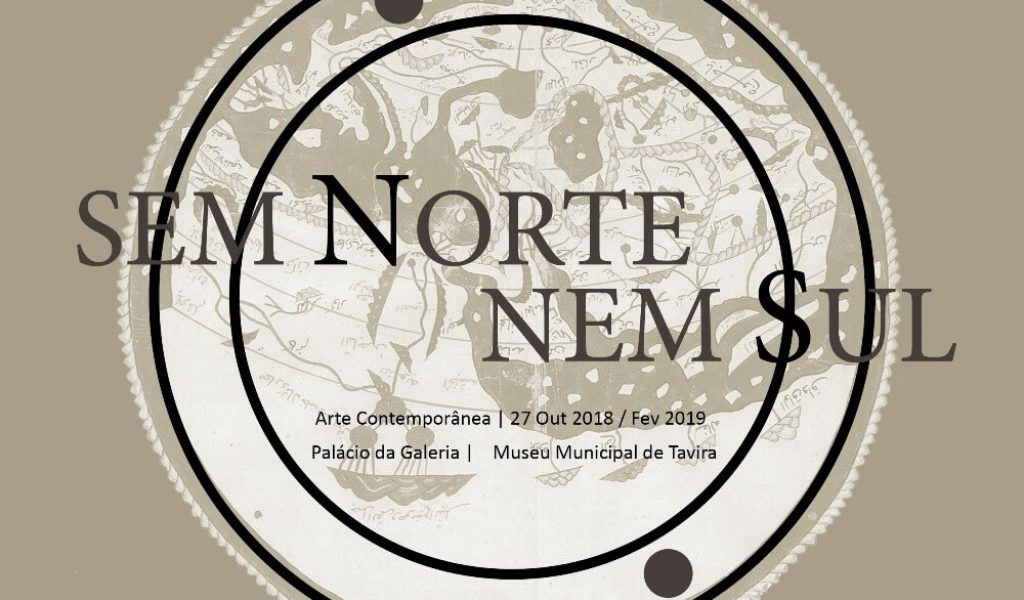 Seven artists exhibit 'Without north nor south' in Tavira - Jornal diariOnline Região Sul