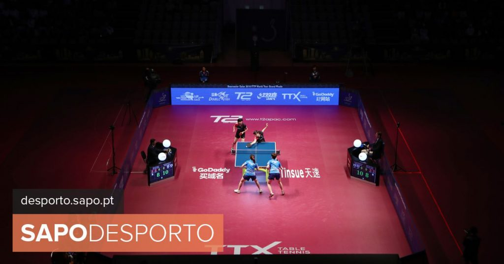 Sporting beat Saint-Quentinois in the Champions League women's table tennis - Modalities