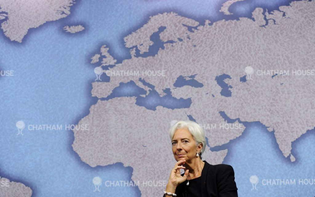 Trade war escalation leaves IMF more pessimistic about world economy - The Economic Journal