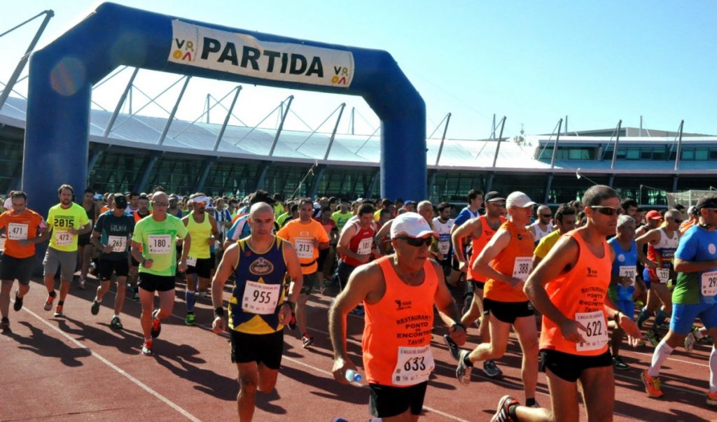 X Guadiana Miles canceled due to works on the bridge - Diario diariOnline Região Sul