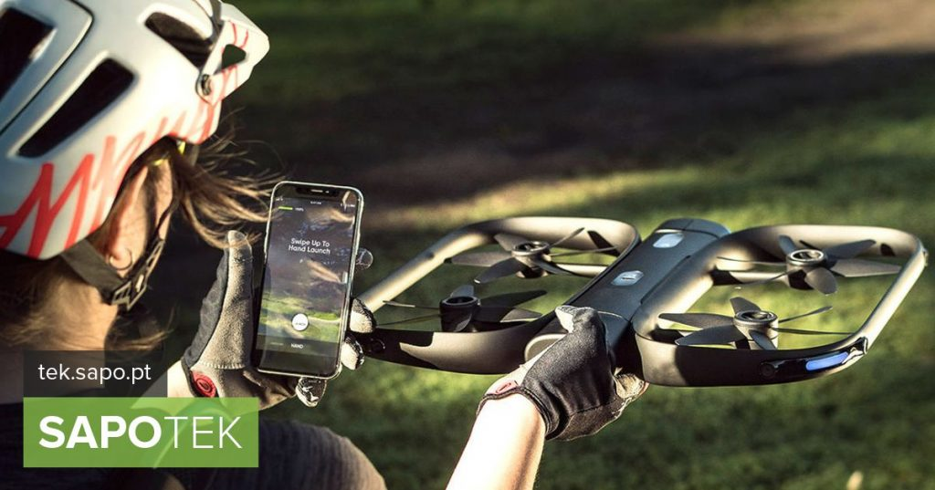 You can already control Skydio drone from Apple Watch - Multimedia