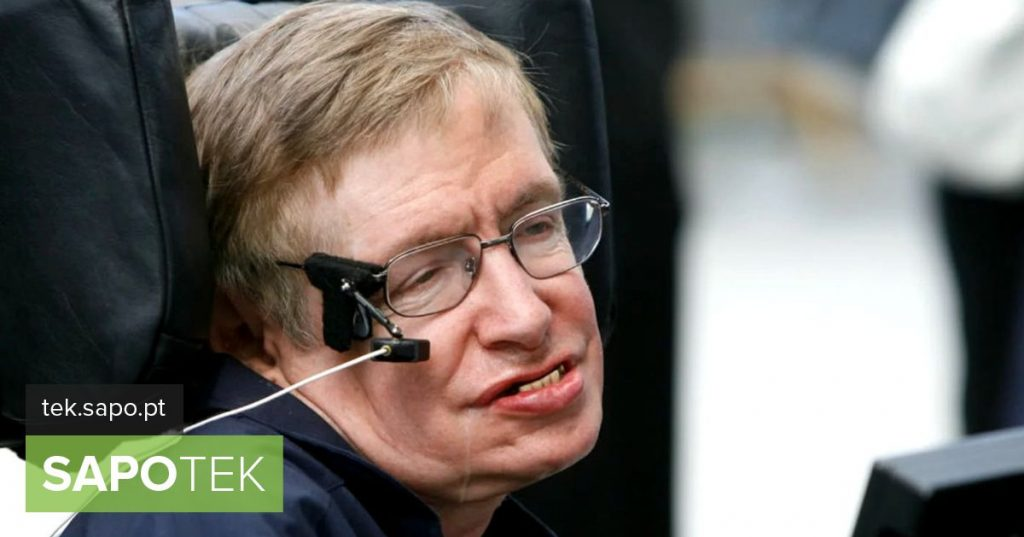 You can check the latest scientific work of Stephen Hawking - Site of the day