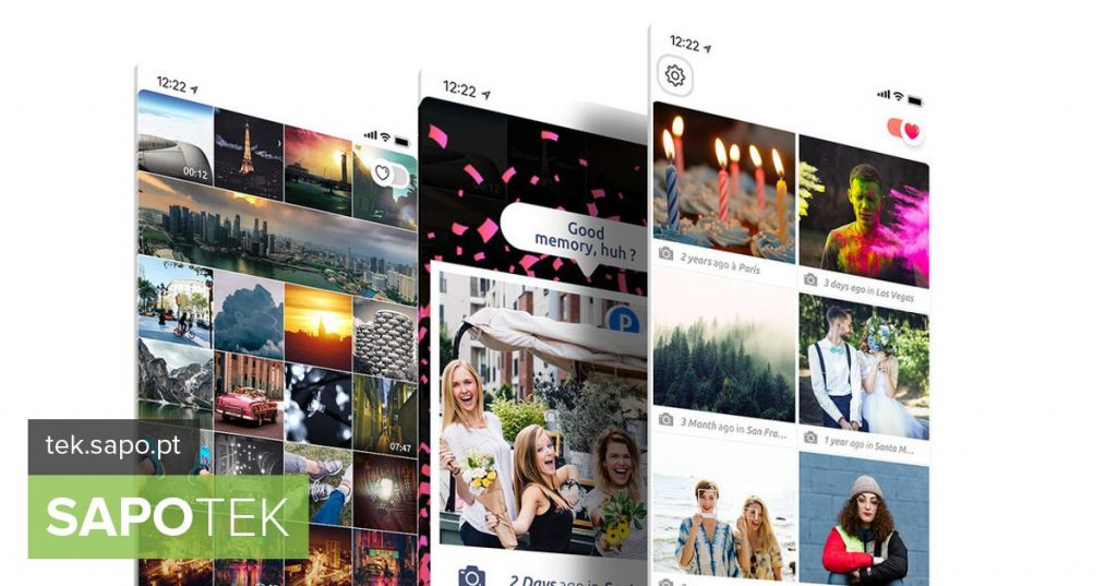 Zyl is a smart photo app focused on user memories - Android