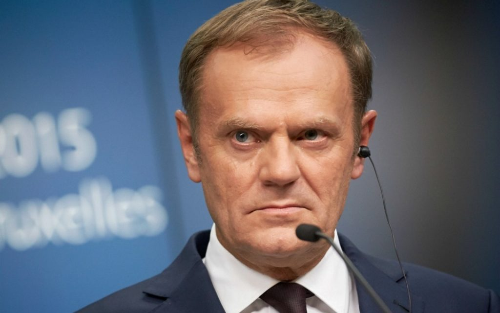 "absence of agreement is ""more likely than ever"", says Tusk - The Economic Newspaper"