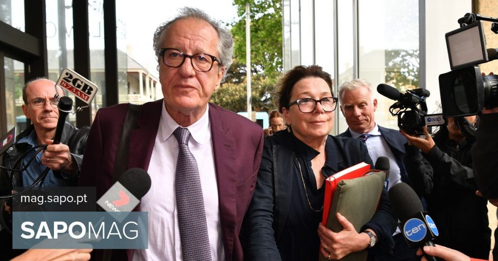 """""""The end""""? Geoffrey Rush does not want to re-represent after accusations of """"improper conduct"""" - News"""