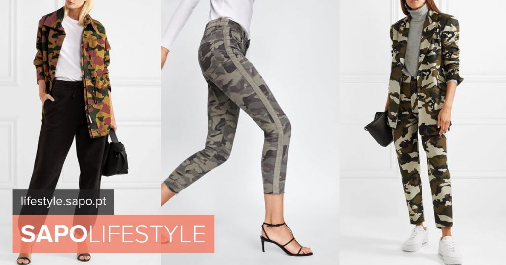 # trend: direction! Get Ready for Camouflage - Tips and Trends