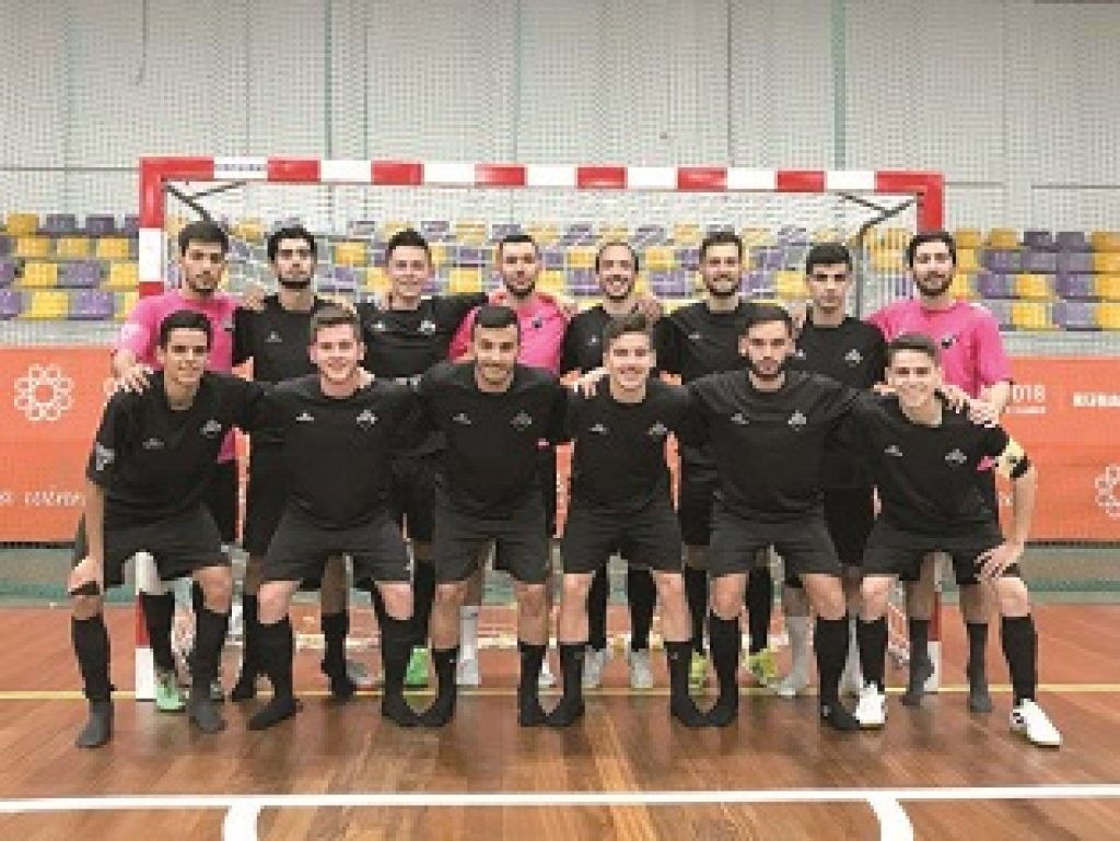 Futsal of Académica again has pro-section status