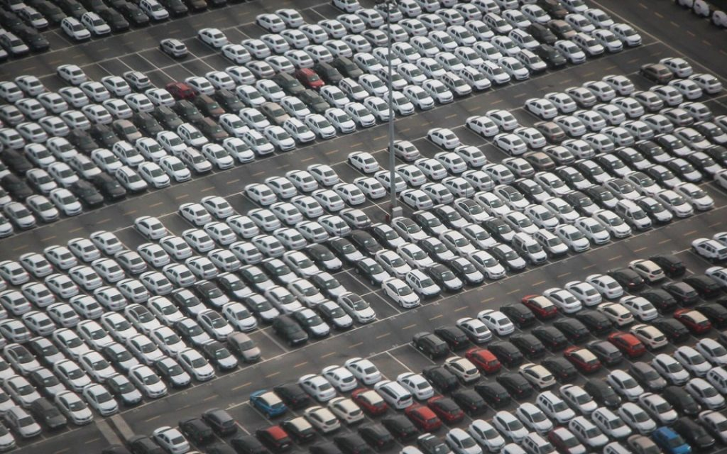 9.1% fall in car sales in October in a climate of market adjustment - The Economic Journal
