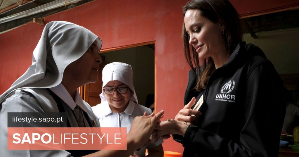 Angelina Jolie calls for end to hostilities in Yemen and solution to crisis - Current Affairs