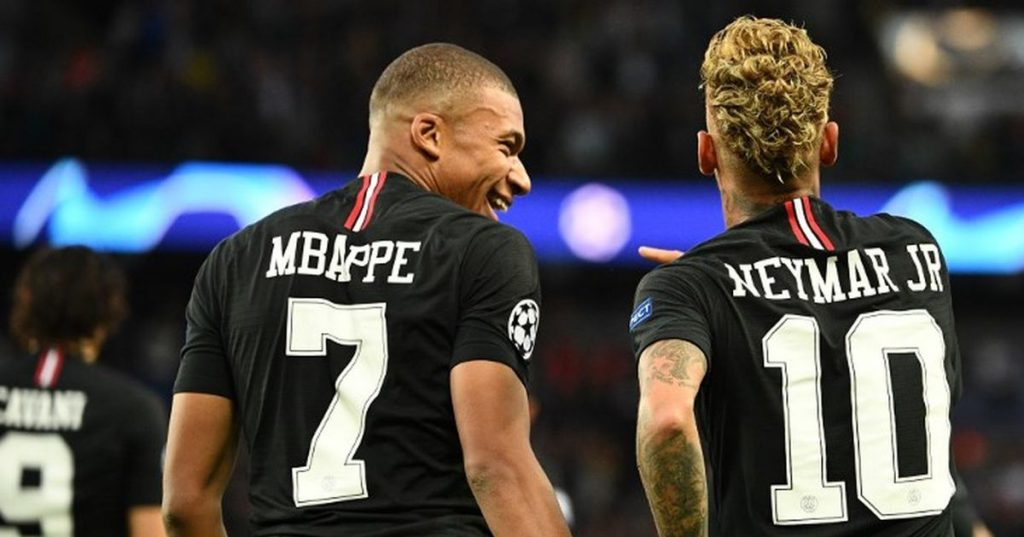 Champions League: Tuchel confirms return of Neymar and Mbappé to the eleven holder of PSG